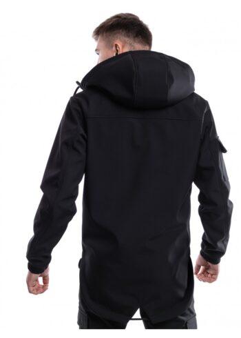 Куртка Softshell Intruder черная