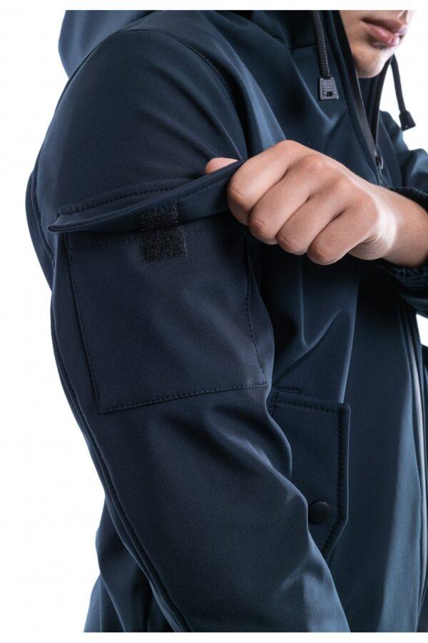 Куртка Softshell Intruder синяя