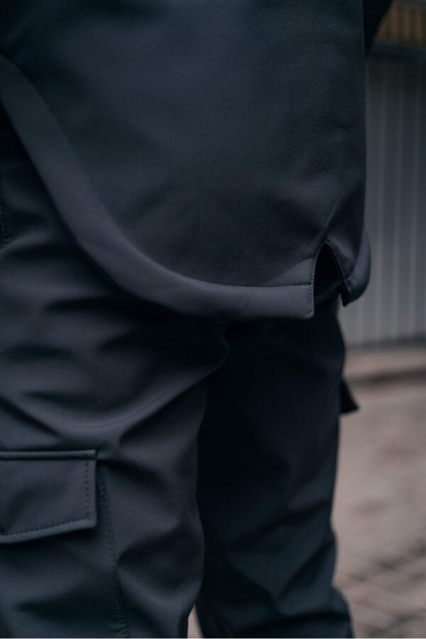 Куртка Softshell Intruder серая
