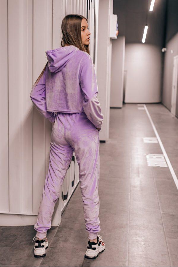 """Костюм женский """"Lilac"""" спортивный сирень"""