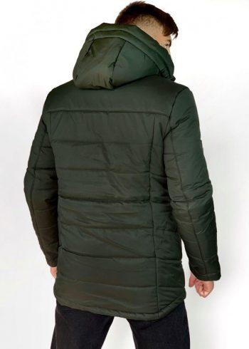 Зимняя куртка Everest Intruder хаки