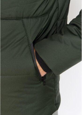 Куртка Зимняя Glacier Intruder хаки