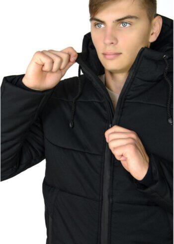 Куртка Зимняя Glacier Intruder черная