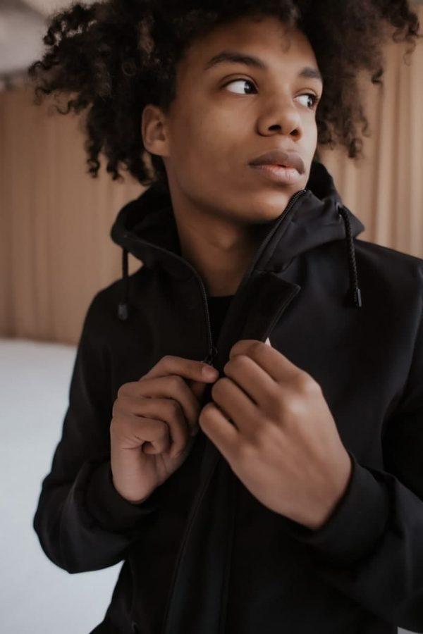 Куртка демисезонная Softshell V2.0 Intruder серый