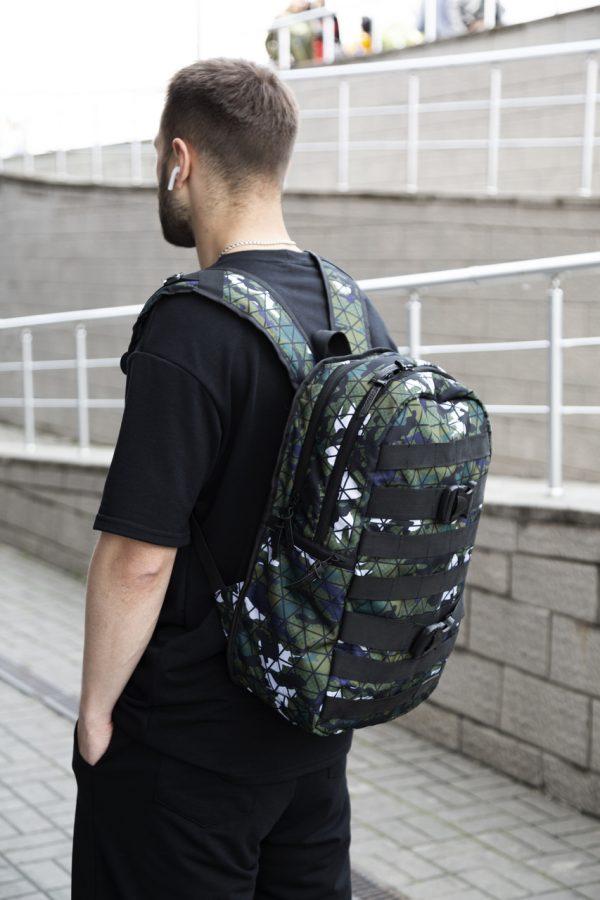Поясная сумка Fazan V2 Intruder зелёная