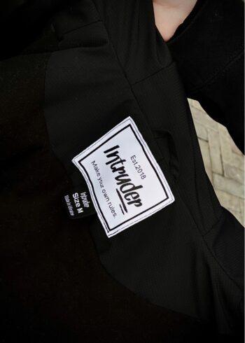 Демисезонная Куртка Waterproof Intruder ( черная )