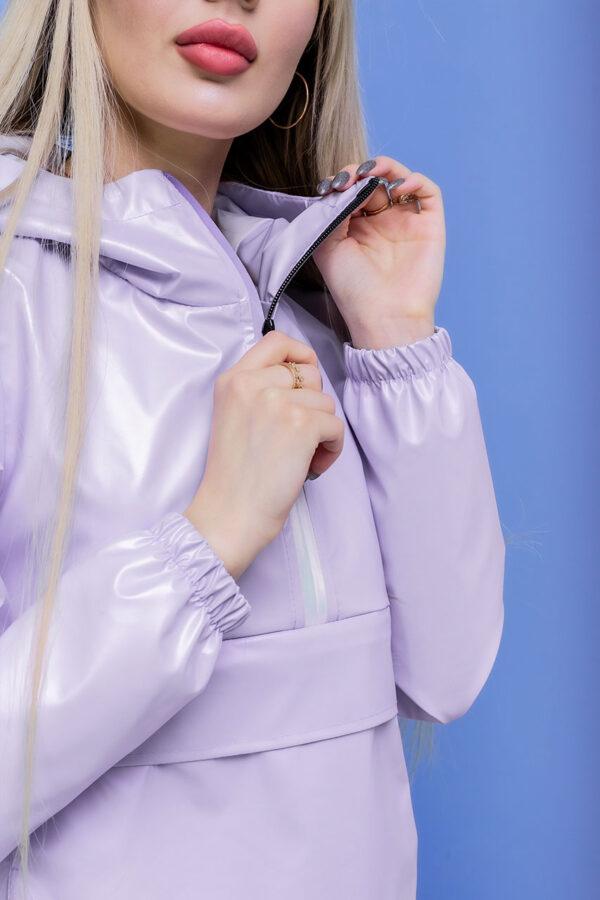 Анорак женский Unique лиловый