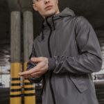 Куртка Softshell Easy серый