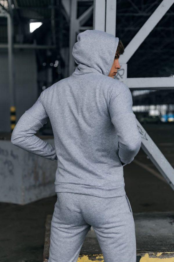 Штаны Спортивные Cosmo Intruder серые