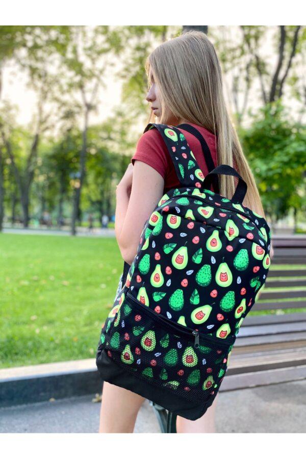 Рюкзак Avocado черный