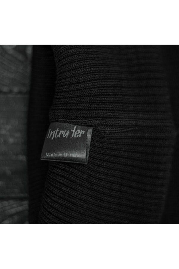 """Шапка """" Intruder """" Big logo черная"""