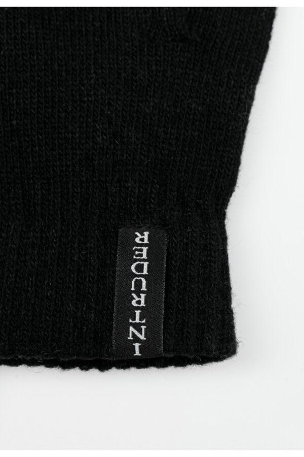 Перчатки Зимние Intruder черные