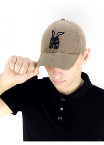 Кепка Intruder хаки bunny logo
