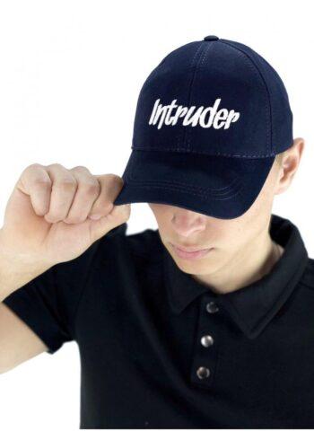 Кепка Intruder синяя big logo