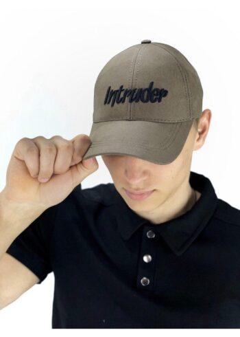 Кепка Intruder хаки big logo