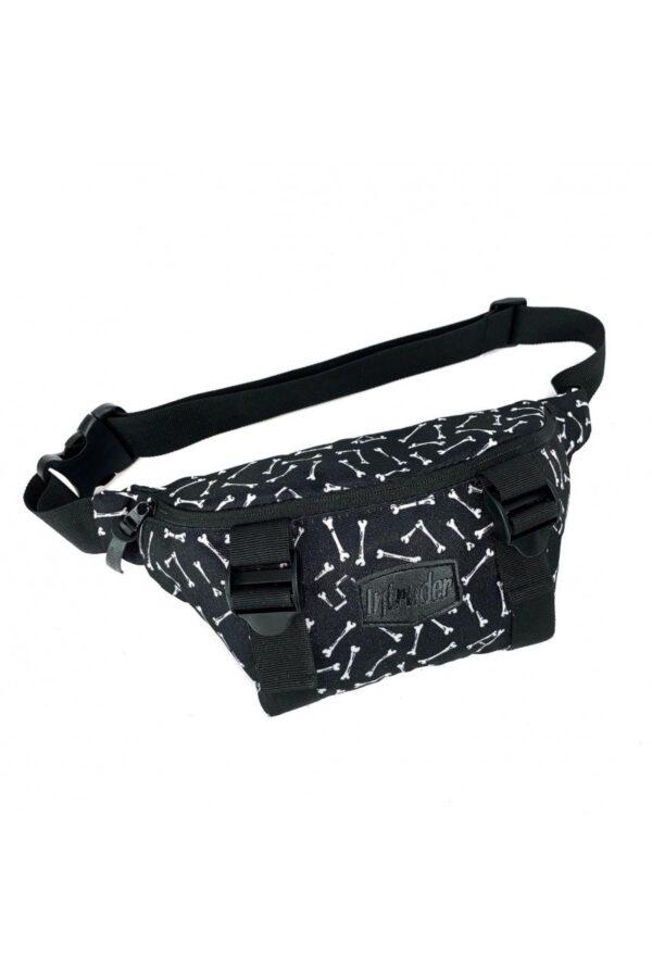 Поясная сумка Fazan V2 Intruder черная