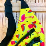 Бананка Flamingo Watermelon Мужская | Женская | Детская жёлтая