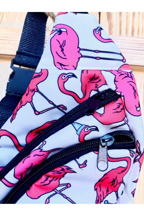 Бананка Flamingo Мужская | Женская | Детская белая