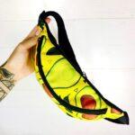 Бананка Avocado Мужская | Женская | Детская желтая