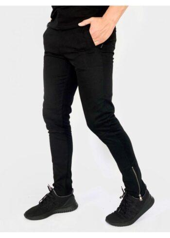 Мужские Коттоновые штаны Strider черные