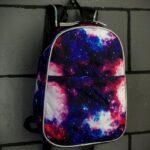 Рюкзак mini Space Женский | Детский синий
