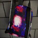 Рюкзак mini Space Женский   Детский синий