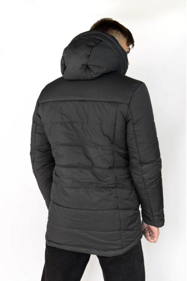 Зимняя куртка Everest Intruder серая