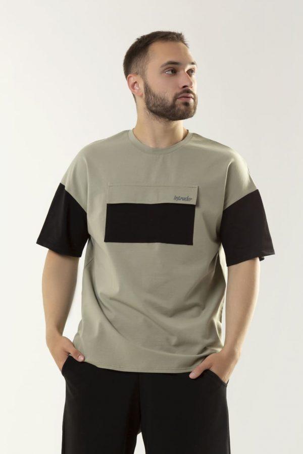 Комплект Футболка + шорты Player камуфляж